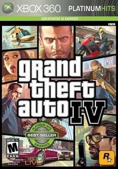 GRAND THEFT AUTO IV(MATURE)