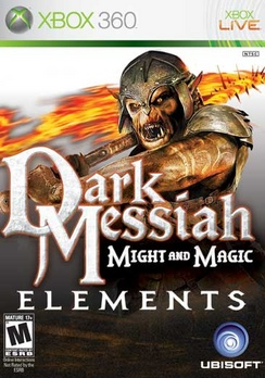 DARK MESSIAH OF MIGHT AND MAGIC: XBOX 360