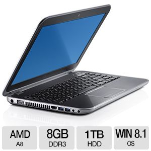 "Dell Inspiron 15.6"" Notebook - RB-799418502663"