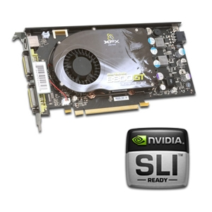 XFX GeForce 8800 GT 512MB PCIe 2.0
