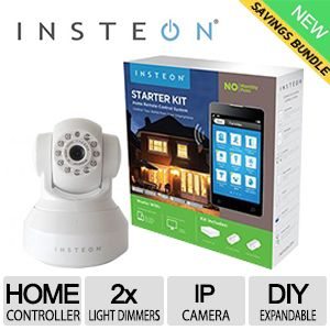 INSTEON Home Automation Starter kit Savings Bundle.