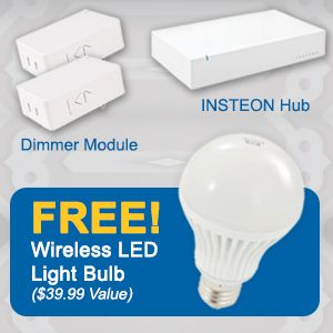 Insteon Automation Starter Kit & Free LED Bulb