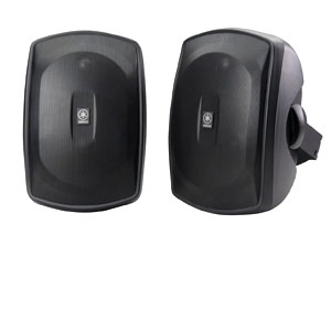 Yamaha NSAW390BL All-Weather Speakers
