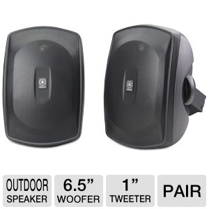 Yamaha NS-AW390BL All-Weather Speakers