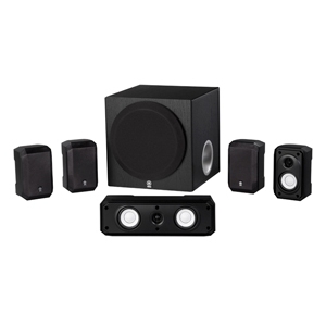 Yamaha NS-SP1800 5.1 Channel Speaker Packag REFURB