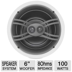 Yamaha NS-IW280C In-Ceiling Speaker System