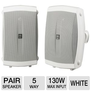 Yamaha NSAW350W All Weather Speakers