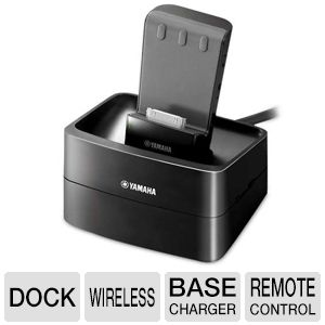 Yamaha YID-W10 Wireless Dock System For iPod iPhon