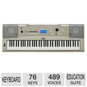 Yamaha YPG235MS Portable Grand Keyboard