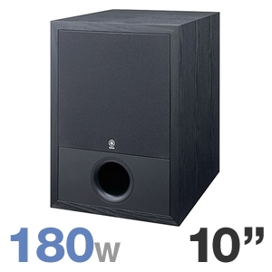Yamaha SW10 Powered Subwoofer