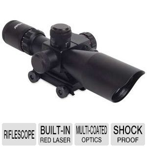 Firefield FF13011 2.5-10x40 Riflescope