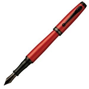 Monteverde Invincia Fountain Spitfire Red Medium