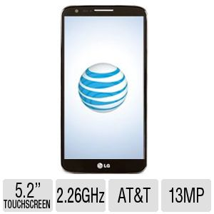 LG G2 4G LTE AT&T Locked Cell Phone