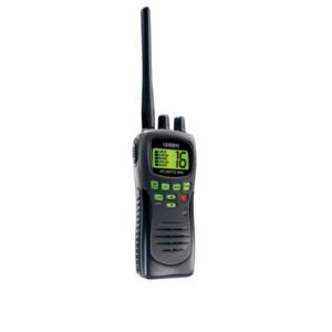 Uniden Atlantis Handheld 2 Way VHF Marine Radio