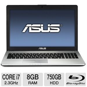 "ASUS N56VZ DS71 - 15.6"" - Core i7 3610QM - Windows"