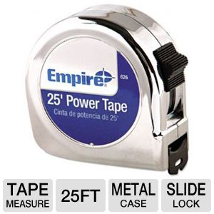 Empire® Power Tape Measure