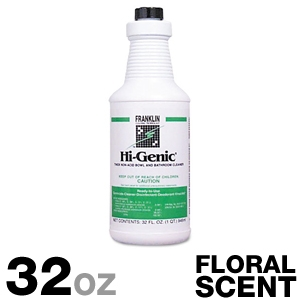 Franklin F270012 Hi Genic Bathroom Cleaner