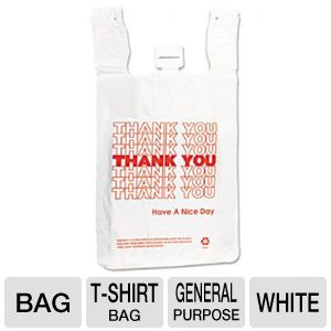 Inteplast Group HDPE T-Shirt Bags