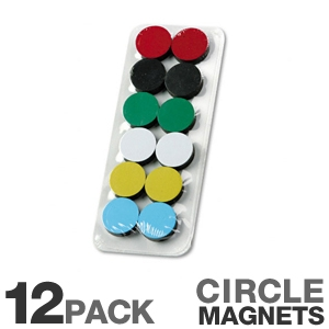 Magna Visual HEM-12 High Energy Circle Magnets