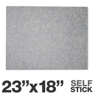 3M 558-CBK Post It Self Stick Bulletin Board
