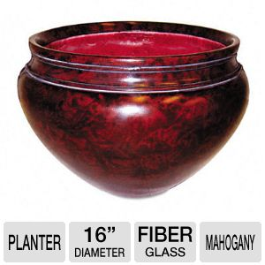 PLANTER,16&quot;CONTAINER,MY