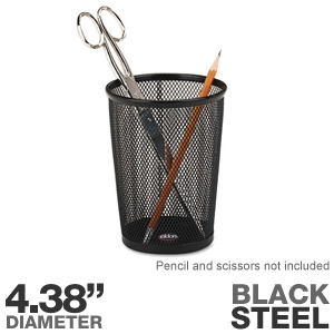 Rolodex ROL62557 Nestable Jumbo Pencil Cup Holder