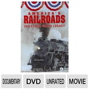 AMERICA'S RAILROADS - Format: [DVD Movie]