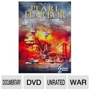 ATTACK ON PEARL HARBOR - Format: [DVD Movie]