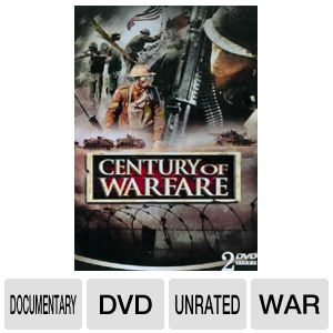 CENTURY OF WARFARE - Format: [DVD Movie]