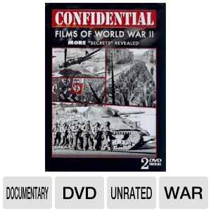 CONFIDENTIAL FILMS OF WWII - Format: [DVD Movie]
