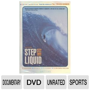 STEP INTO LIQUID - Format: [DVD Movie]