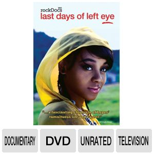 LAST DAYS OF LEFT EYE - Format: [DVD Movie]