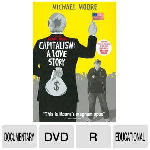 CAPITALISM:LOVE STORY - DVD Movie