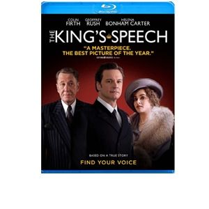 KING'S SPEECH - Blu-Ray