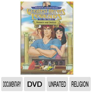 SAMSON AND DELILAH - Format: [DVD Movie]