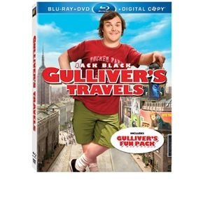 GULLIVER'S TRAVELS - Blu-Ray