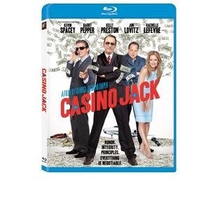 CASINO JACK - Blu-Ray