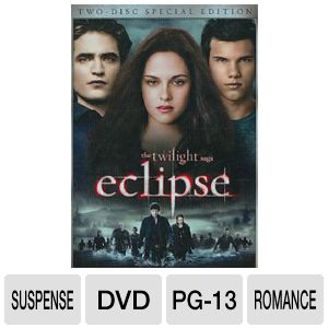 TWILIGHT SAGA:ECLIPSE SPECIAL EDITION - DVD Movie