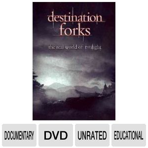 DESTINATION FORKS:REAL WORLD OF TWILI - DVD Movie