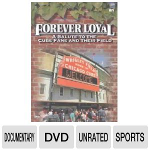 FOREVER LOYAL:SALUTE TO CUBS FANS - DVD Movie