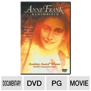 ANNE FRANK REMEMBERED - Format: [DVD Movie]