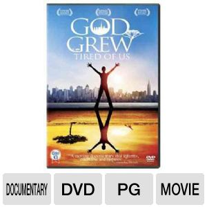 GOD GREW TIRED OF US - Format: [DVD Movie]