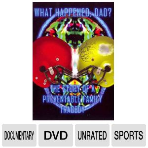 WHAT HAPPENED DAD? - DVD Movie