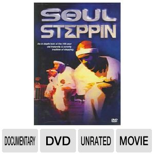 SOUL STEPPIN - Format: [DVD Movie]