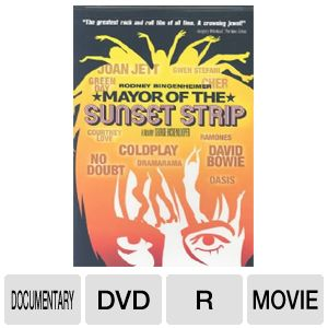 MAYOR OF THE SUNSET STRIP - Format: [DVD Movie]