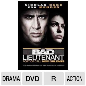BAD LIEUTENANT:PORT OF CALL NEW ORLEA - DVD Movie