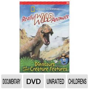 REALLY WILD ANIMALS:DINOSAURS &amp; OTHER - Format: [D