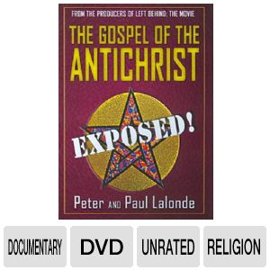 GOSPEL OF THE ANTICHRIST:EXPOSED - Format: [DVD Mo