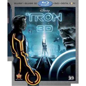 TRON:LEGACY 3D - Blu-Ray