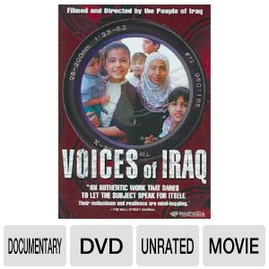 VOICES OF IRAQ - Format: [DVD Movie]